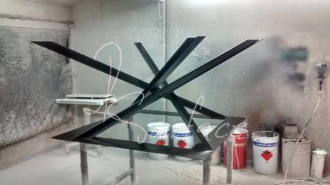 Povrchová úprava hliníkových profilov